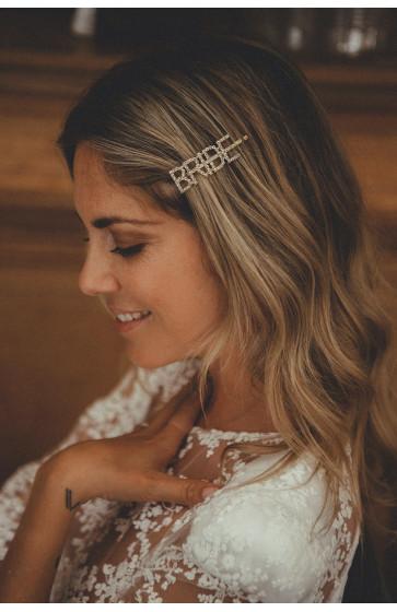 Barrette Bride